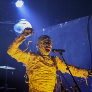 Here Come the Mummies @ Lee's Palace