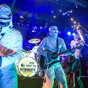 Here Come the Mummies - Interview